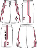 Victory LC Game Shorts