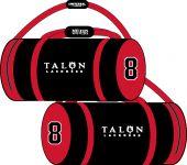 Talon Custom Sublimated Duffle Bag