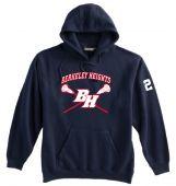 BHL Navy Super 10 Hoodie