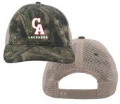 CALAX Camo Vintage Trucker Hat