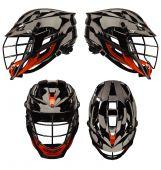 Chaos Custom Cascade S Youth Helmet