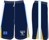 LYL Custom Sublimated Shorts