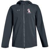 CALAX Grey UA Storm Rain Jacket
