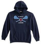 SPBL Navy Super 10 Hoodie