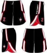 Victory LC Girls Game Shorts
