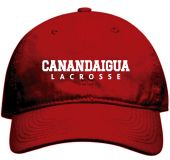 CALAX Red Relaxed GameChanger Hat