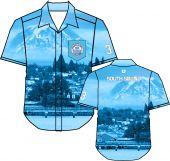 SouthSL Custom Button Down Shirt