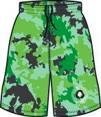 DHGC Green Custom Short