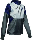 Key City Navy Womens UA Team Legacy Jacket