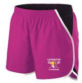 LYL Womens/Girls Pink Energize Shorts