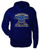 MHSBL Royal C2 Fleece Hoodie