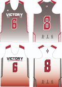 Victory LC Girls Game Jersey
