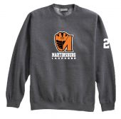 MBYL Grey Crewneck Sweatshirt