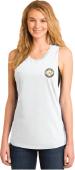LAF Women's Muscle Tank White