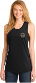 LAF Women's Muscle Tank Black