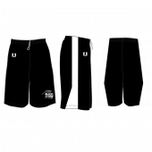 Black Storm Game Shorts