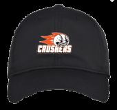 Crushers Black Performance Hat