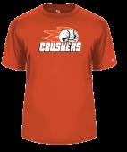 Crushers Orange Performance SS