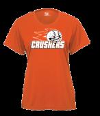 Crushers Orange W's Performance SS