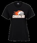 Crushers Black W's Performance SS