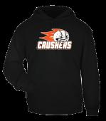 Crushers Black Hoodie