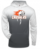 Crushers Ombre Hoodie
