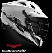 CLHS White Cascade S Helmet