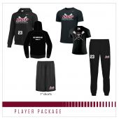 "DBP Players Pack with 7"" Shorts"