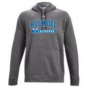 Holmdel Lacrosse UA Hoodie - Carbon