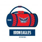 Lake Houston Lacrosse UL Sublimated Duffle Bag
