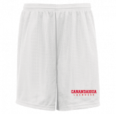 CALAX 2021 UNIFORM White Mesh Shorts
