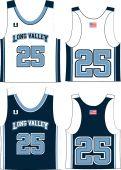 LV Girls Lacrosse Reversible Tank