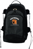 MBYL Black Lacrosse Bag