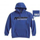 Millburn HS Royal Hoodie