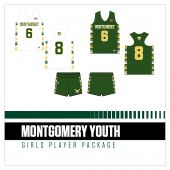 Montgomery Youth Girls Player Package