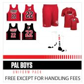 Syosset PAL Boys Package