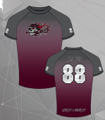 NYL Custom Sublimated Shooting Shirt