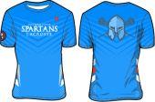 Spartan Shooter Shirt
