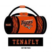 Tenafly HS Lacrosse Sublimated Duffle Bag