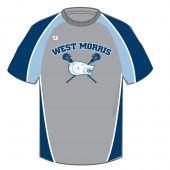 WMC Lacrosse Custom Sublimated Shooting Shirt