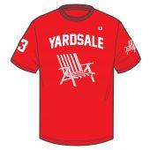 Yardsale Sublimated Shooting Shirt